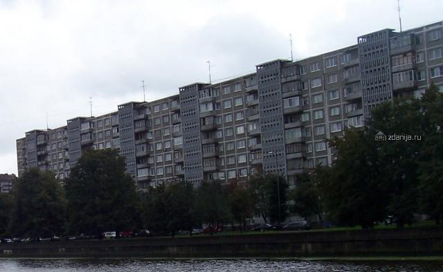панельные дома серия 1-464LI (равнозначно 1-464ЛИ)