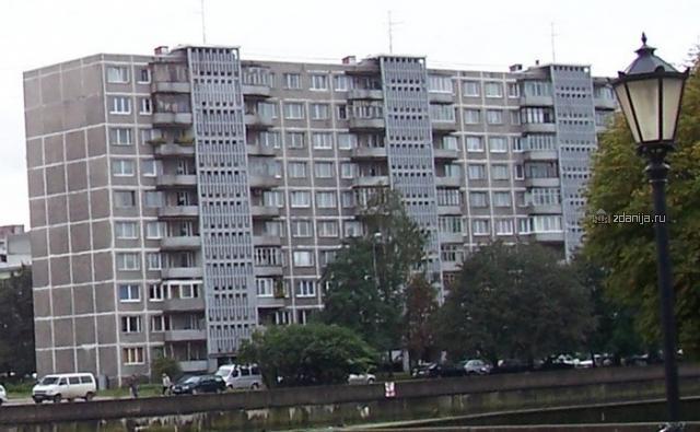 панельные дома: серия 1-464LI (равнозначно 1-464ЛИ)