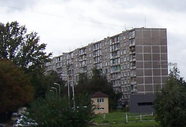 панельные дома: серии 1-464LI (равнозначно 1-464ЛИ)