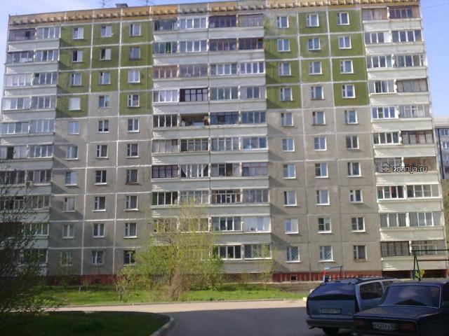 Серия 1-464Д (основная ветка, отр.адм) помогите определить тип дома