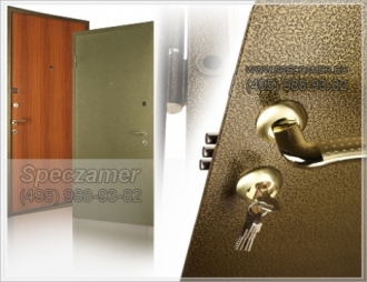 Большой выбор входных стальных дверей для квартир и коттеджей