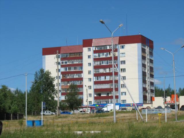 1-447C-41 Дома серии г.Нефтеюганск, ХМАО (отр.адм.) определение серии дома