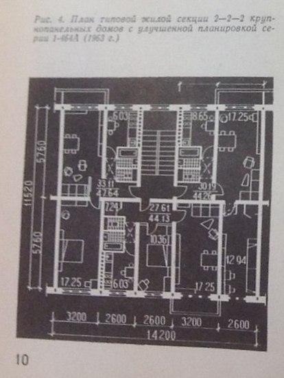 Дома серия 1-464АС (отр.адм.) Определение серии дома