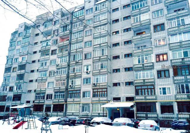 Дом серии 1.090.1-1/88 тольяттинская (отр. адм.)
