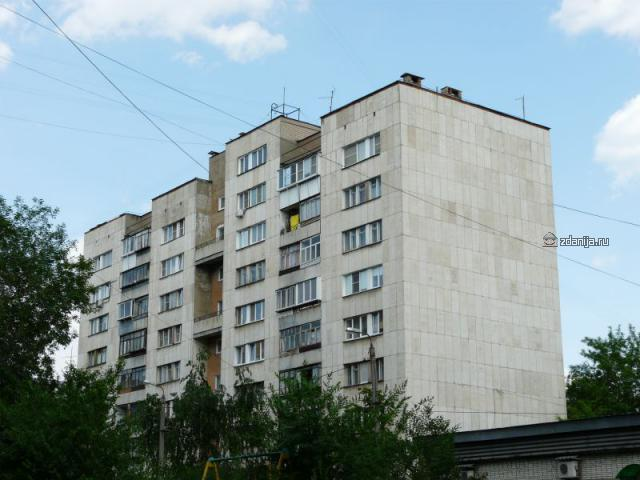 Дом серии 86 (проект 86-025) (отр.адм.)