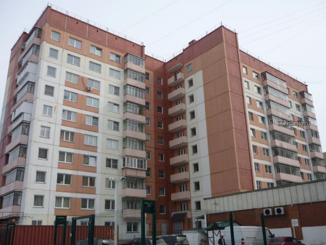 Дома на основе проекта 164-80-4п (отр.адм.)