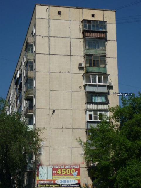 Серия 1ЛГ-504Д (отр.адм.) И еще нужна помощь с панельной 9-этажкой.