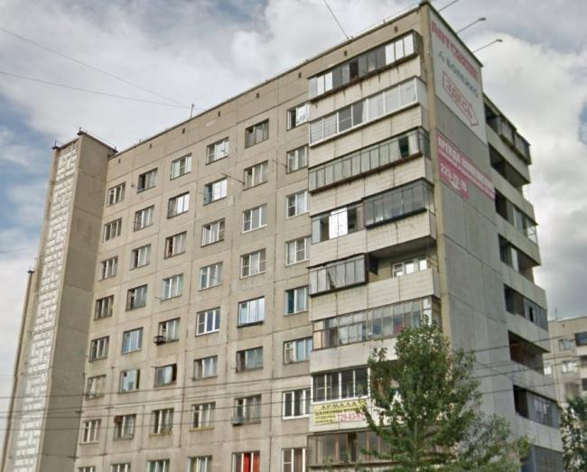 Общежития серии 164-80-4П