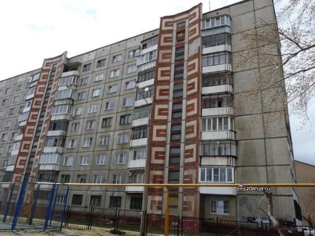 Предположительно ЧКД серия 3-х подъездной 9-этажки в Чeлябинcкe