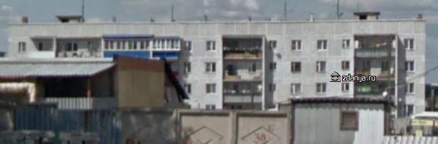 Серия 81. На основе типовых проектов 81-04 и 81-05 (отр.адм.)Помогите определить блочный дом