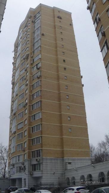 Москва, Войковский 5-й пр., дом 16, САО, район Войковский