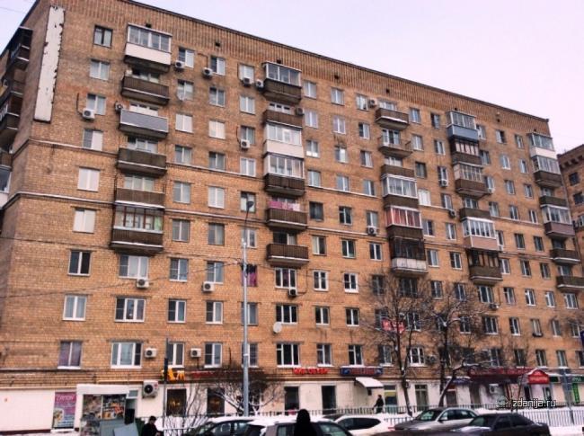 Москва, Раевского ул., дом 3, ЗАО, район Дорогомилово, информация о доме