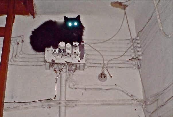 Электроснабжение здания