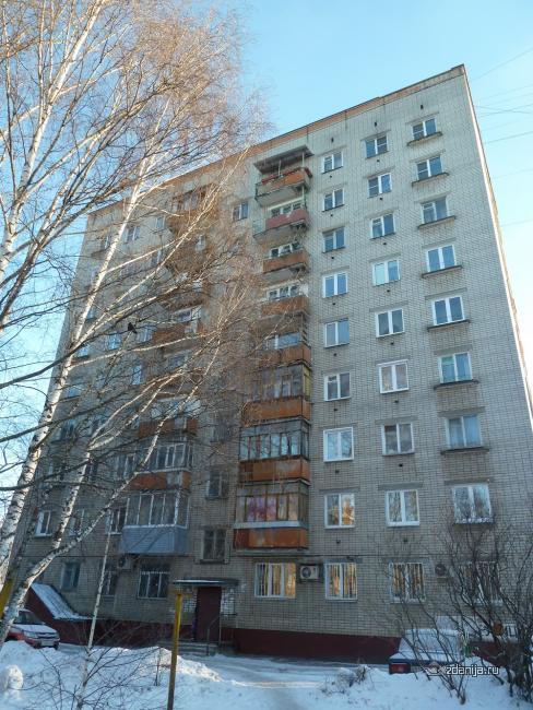Девятиэтажная кирпичная башня, Ярославль