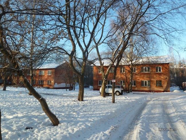 Предположительно серия  Т-1 (отр.адм.) Серийные двухэтажки, Ярославль