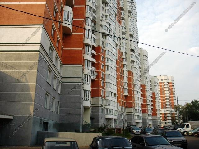 Москва, улица Маршала Тухачевского, д.55 (СЗАО, район Хорошево-Мневники)