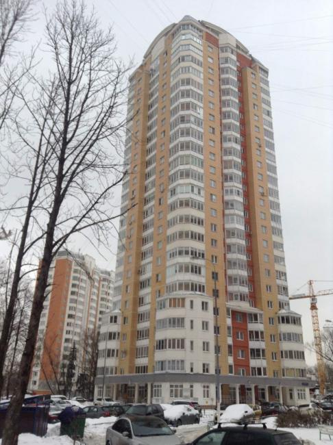 Москва, Бескудниковский бульвар, дом 38, корпус 1 (САО, район Бескудниковский