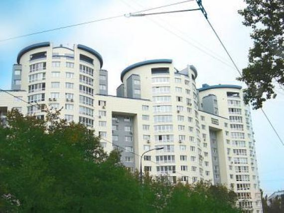 Москва, Живописная улица, дом 3, корпус 1 (СЗАО, район Хорошево-Мневники)