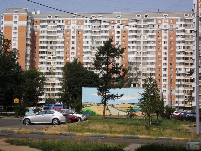 Москва, Студёный проезд, дом 14 (СВАО, район Северное Медведково)