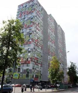 Москва, улица Маршала Тухачевского, дом 49 (СЗАО, район Хорошево-Мневники)