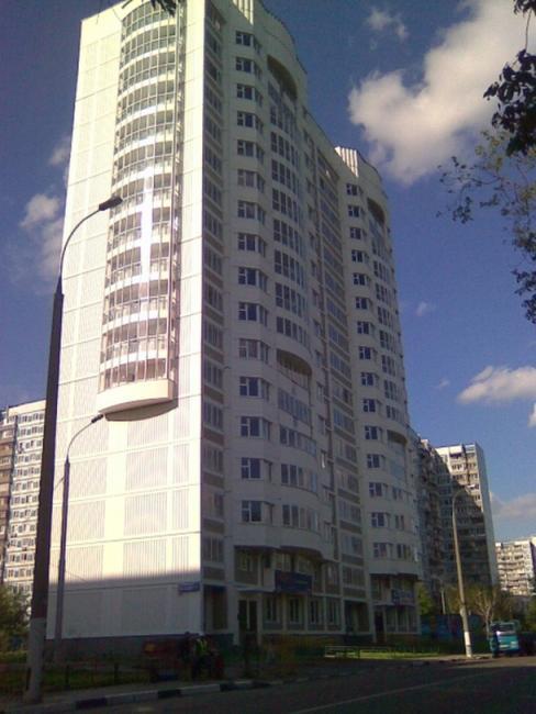 Москва, Коломенская набережная, дом 24, Серия КОПЭ (ЮАО, район Нагатинский Затон)