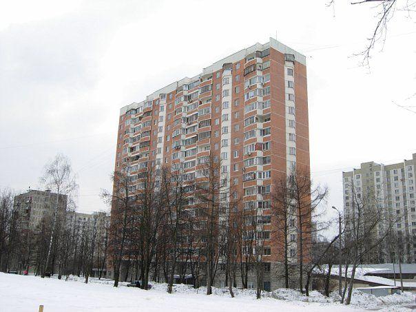 Москва, Студёный проезд, дом 4, корпус 2 (СВАО, район Северное Медведково)