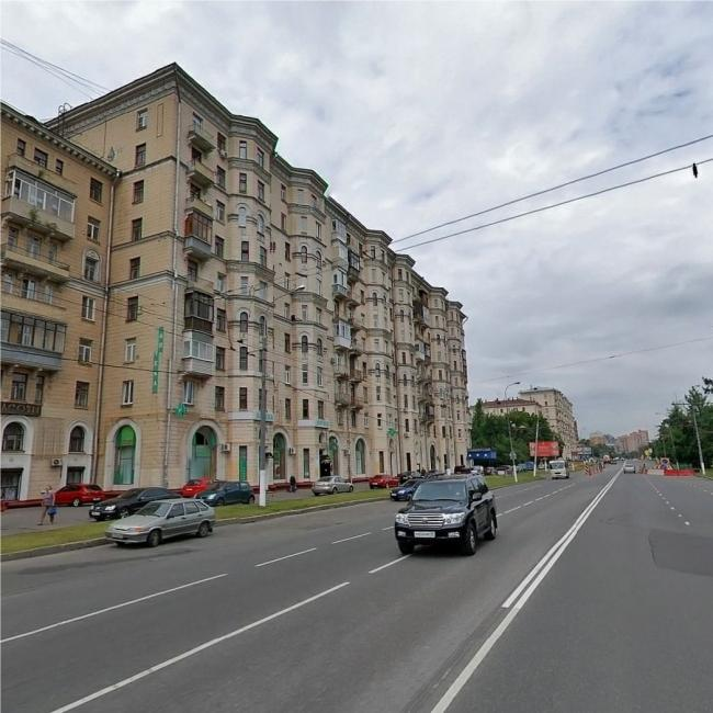 Москва, улица Куусинена, дом 15, корпус 2 (САО, район Хорошевский)