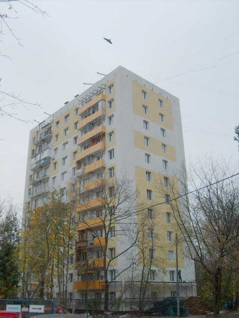 Москва, Ельнинская улица, дом 19, Серия II-18-01/12 (ЗАО, район Кунцево)