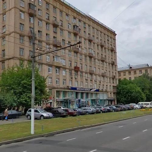 Москва, улица Куусинена, дом 11, корпус 2 (САО, район Хорошевский)