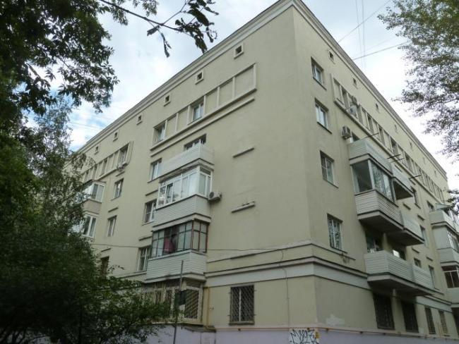 Москва, Башиловская улица, дом 17 (САО, район Савеловский)