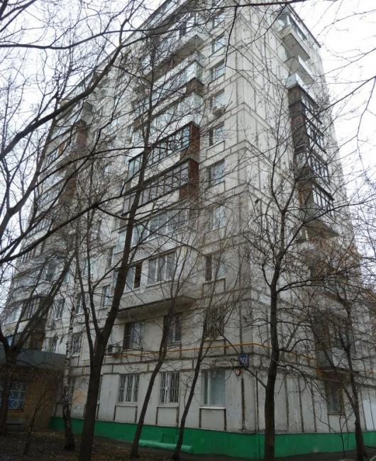 Москва, Башиловская улица, дом 30, Серия II-18-01/12 (САО, район Савеловский)