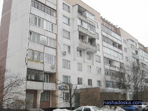 Москва, набережная Новикова-Прибоя, дом 3, корпус 2 (СЗАО, район Хорошево-Мневники)