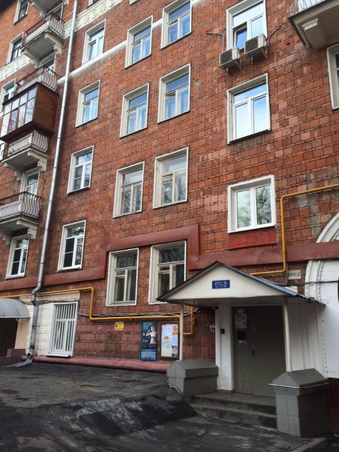 Москва, улица Куусинена, дом 6, корпус 2 (САО, район Хорошевский)