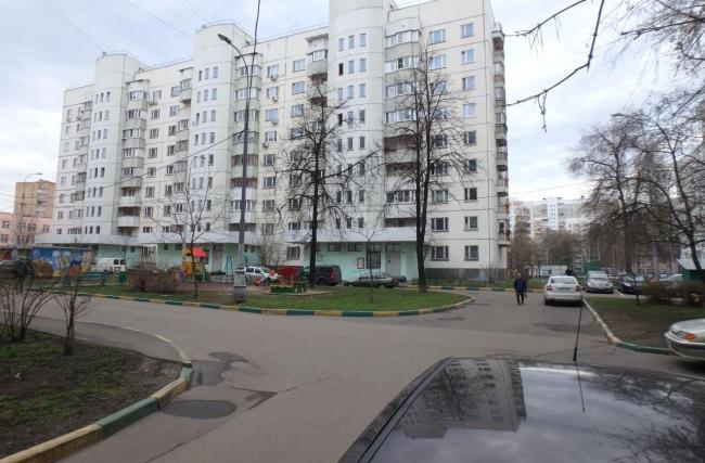 Москва, улица Юных Ленинцев, дом 45, корпус 5 (ЮВАО, район Кузьминки)