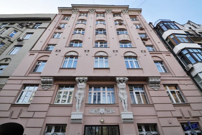 Москва, Староконюшенный переулок, дом 39 (ЦАО, район Арбат)