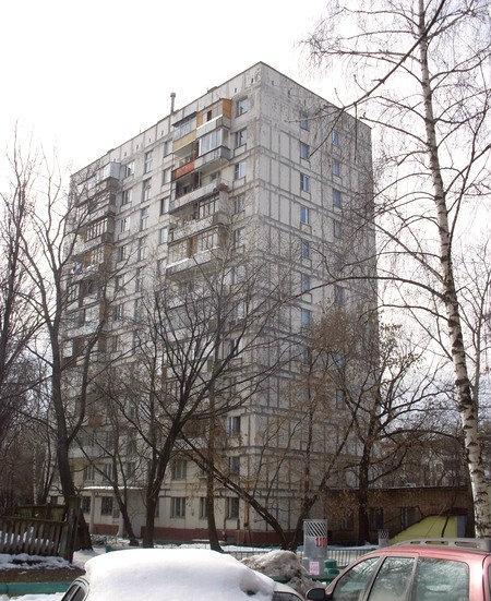 Москва, Люблинская ул., д.113А, Серия II-18-01/12 (ЮВАО, район Люблино)