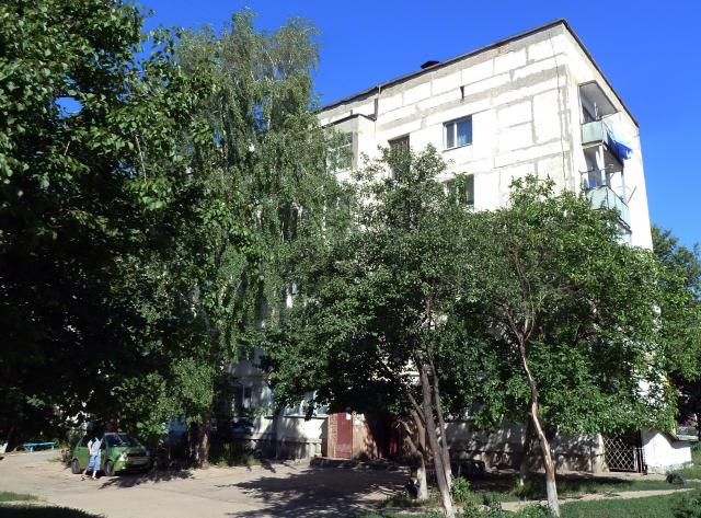 Украина, предп. 87 серия, пятиэтажный четырехподъездный дом.Помогите определить серию и тип дома