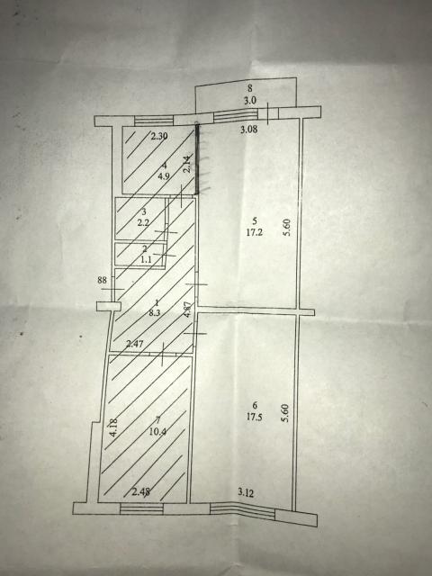 Серия 1-464А-15 (отр.адм.) - вопросы перепланировки
