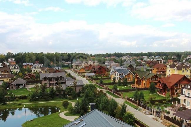 Коттеджный поселок «Глаголево-парк» по Киевскому шоссе