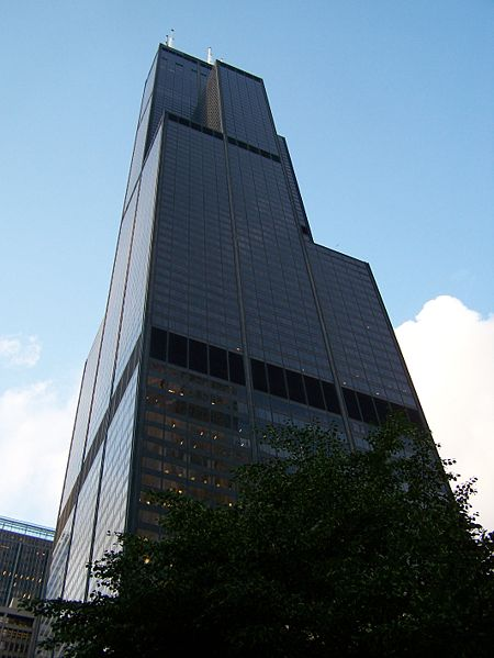 Сирс Тауэр (Башня Сирс) Sears Tower