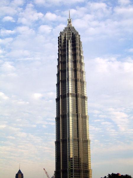 Башня Джин Мао  ( небоскрёб Джин Мао )