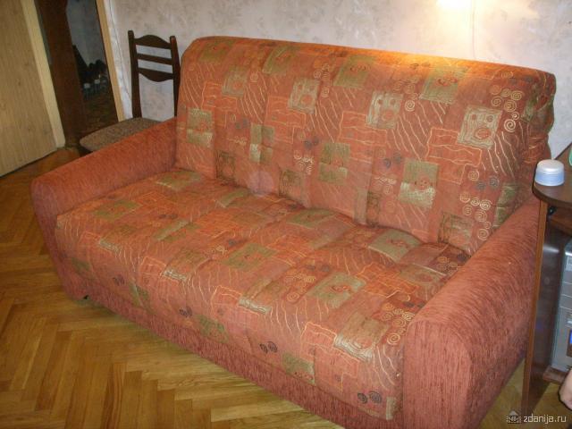 диван от фабрики 8-ое марта
