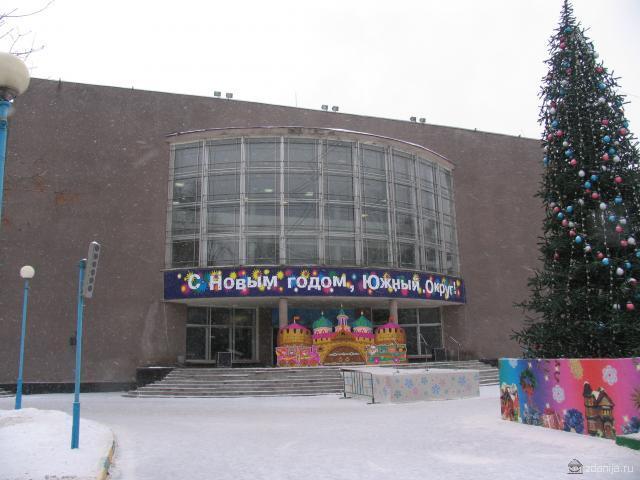 Дворец культуры АМО ЗИЛ