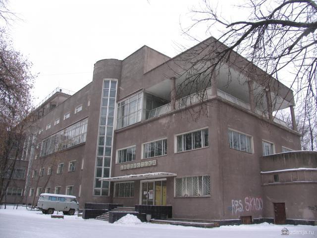 ������ �������� ��� ��� [ Likachev Palace of Culture ]