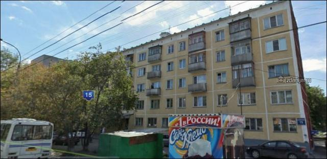 Типовые панельные дома, Новосибирск