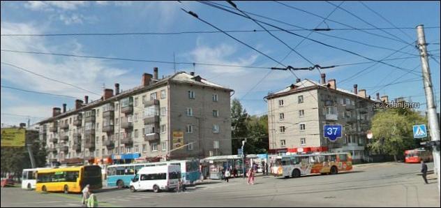 Серия дома 1-447С-5, Новосибирск ( отр.адм.)