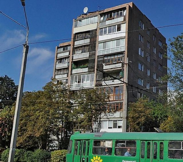 серия домов 1У-438А-38 ( отр. адм. )