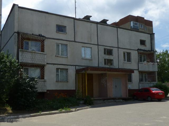 Харьков, двухэтажка