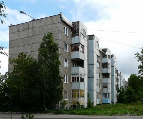 Серия 111-75А, Томск (отр.адм.) Помогите определить серию дома