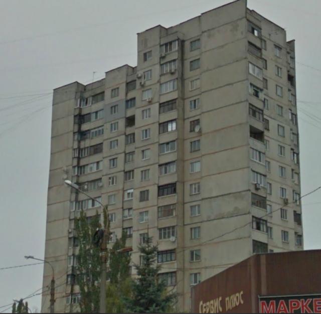 16-и этажка Харьков